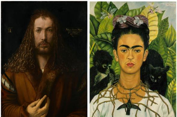Durer and Kahlo