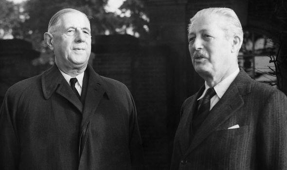 Brentrance Blocked: Macmillan and de Gaulle at Rambouillet, December 1962 |  AJD History